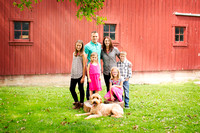 Hevesy Family Fall 2014